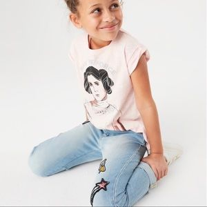 Star Wars Princess Leia Graphic Tee